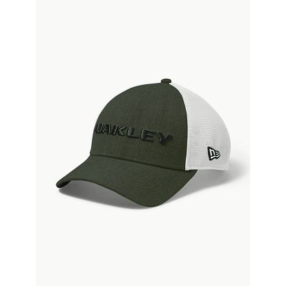 Kšiltovka Oakley Heather New Era Hat Dark Brush Hnědá