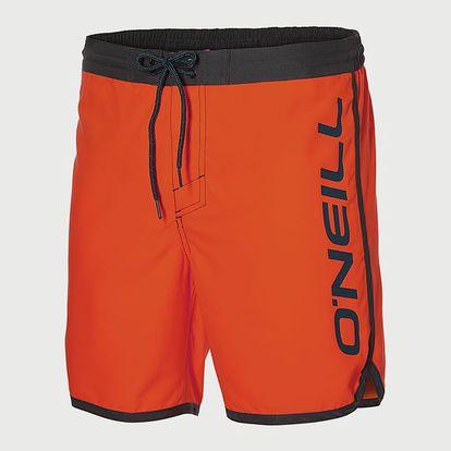Boardshortky O´Neill Pm Frame Logo Shorts Oranžová