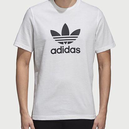 Tričko adidas Originals Trefoil T-Shirt Bílá