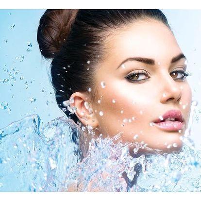 Kosmetické ošetření pleti Hydroface
