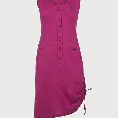 Šaty Loap Nela Růžová