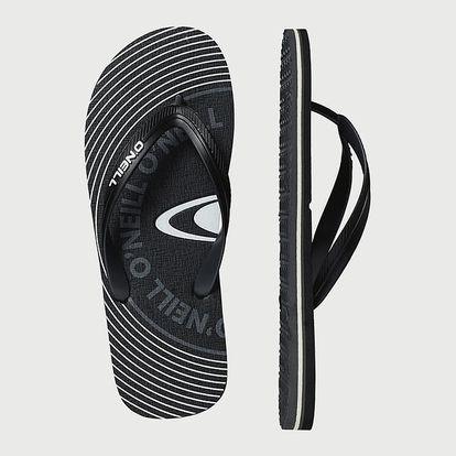 Žabky O´Neill Fm Profile Stack Flip Flops Černá