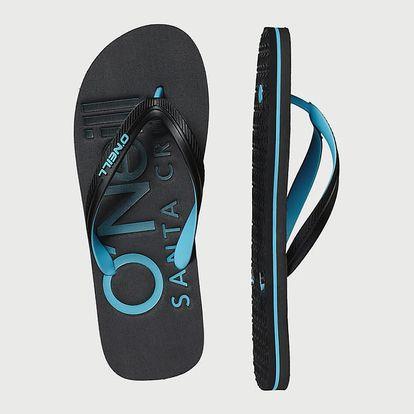 Žabky O´Neill Fm Profile Flip Flops Černá