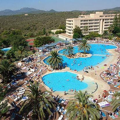Španělsko - Mallorca na 13 až 15 dní, all inclusive s dopravou letecky z Prahy