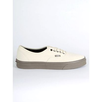 Boty Vans Ua Authentic (CD) Cream Béžová