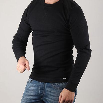 Tričko Diesel T - Youth Maglietta Černá