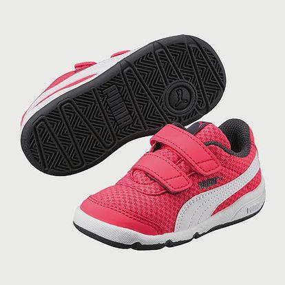 Boty Puma Stepfleex 2 Mesh V PS Růžová