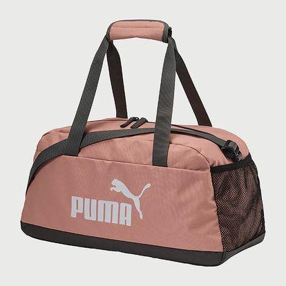 Taška Puma Phase Sport Bag Béžová