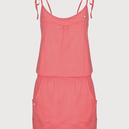 Šaty Loap Alara Růžová