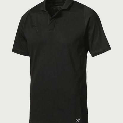 Tričko Puma FINAL Casuals Polo Černá
