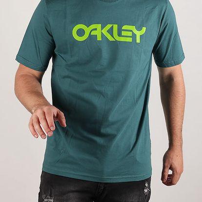 Tričko Oakley 100C-Mark Ii Tee Zelená