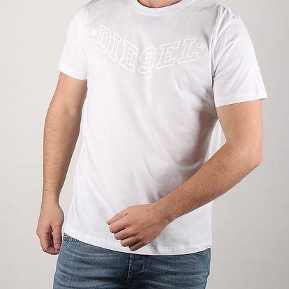 Tričko Diesel T - Joe - I Maglietta Bílá