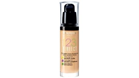 BOURJOIS Paris 123 Perfect 30 ml makeup pro ženy 52 Vanille