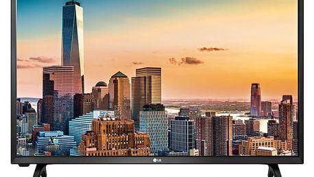 Televize LG 32LJ500V černá