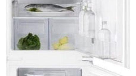 Chladnička s mrazničkou Electrolux ENN2812COW bílá
