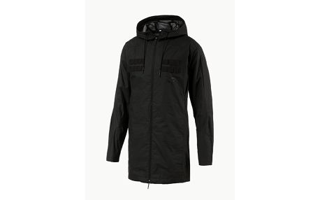 Bunda Puma Pace LAB Hood Jacket Černá