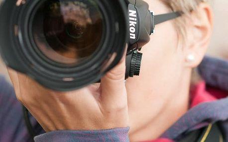 Kurz základy fotografování v přírodě, (kompozice, ovládání zrcadlovky) Brno (libovolný termín) 9:00- 16:00