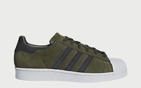 Boty adidas Originals Superstar W Zelená