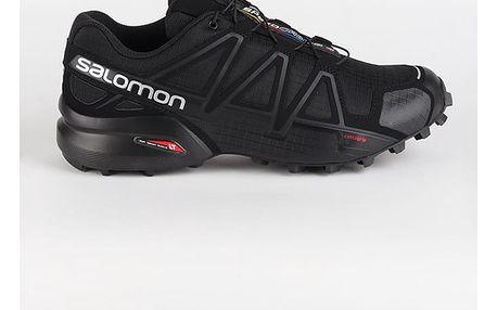 Boty Salomon Speedcross 4 Wide Černá