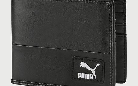 Peněženka Puma Originals Billfold Wallet Černá