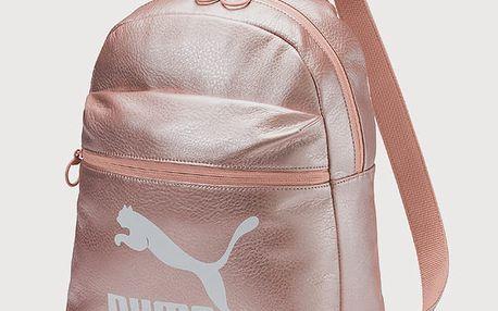 Batoh Puma Prime Backpack Metallic Béžová