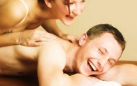 Kurz partnerské masáže (pro 1 pár) - láskyplné pohlazení