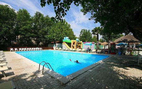 8–10denní Itálie, Emilia Romagna | Reale*** jen 250m od pláže | Dítě zdarma | Plná penze nebo polopenze