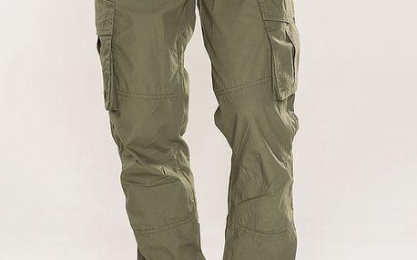 Kalhoty SAM 73 MK708 Zelená
