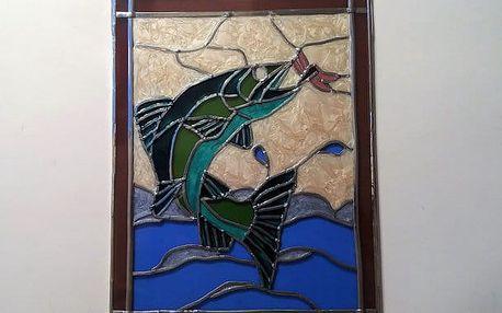 Sobotní kurz Americká vitráž (lepená) v Prostějově
