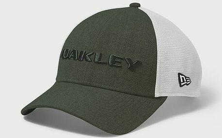 Kšiltovka Oakley Heather New Era Hat Dark Brush Hnědá