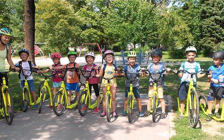 Letní příměstský tábor pro děti ve věku 7–14 let