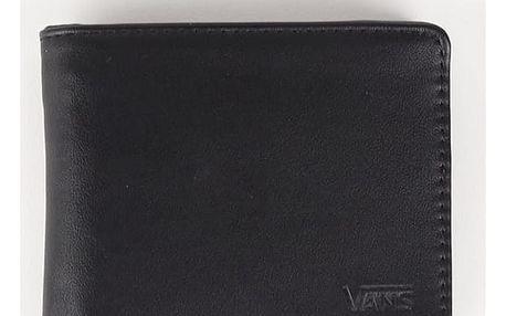 Peněženka Vans Mn Drop V Bifold Wal Black Černá