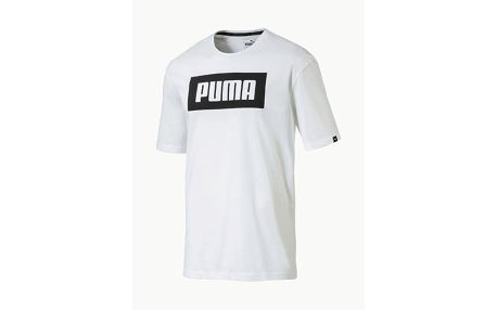 Tričko Puma Rebel Basic Tee Bílá
