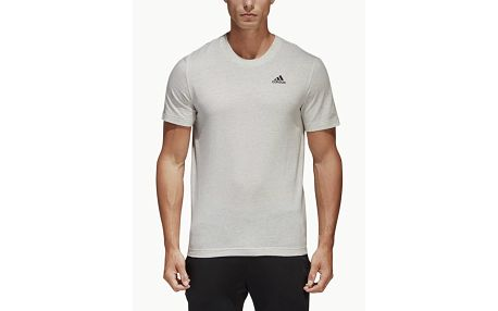 Tričko adidas Performance Ess Base Tee Bílá