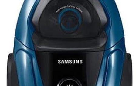 Vysavač podlahový Samsung VC3100 VC07M31D0HU/GE modrý