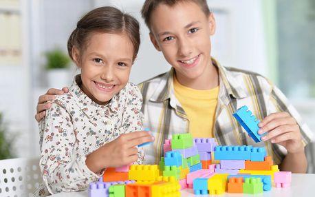 Příměstský tábor s legem pro děti od 3 do 12 let v Brně