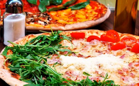 2x házená pizza z pizzerie Leonessa