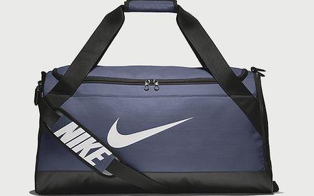 Taška Nike Nk Brsla M Duff Modrá