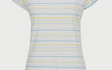 Tričko Loap Alia Bílá