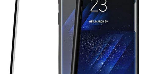 Kryt na mobil Celly Laser pro Samsung Galaxy S8 černý (LASER690BK)