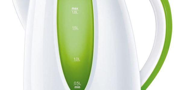 Sencor SWK 1811GR rychlovarná konvice zelená