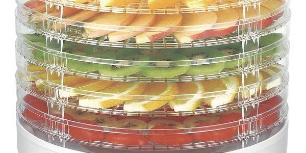 Sencor SFD 790WH sušička potravin s regulací teploty, bílá