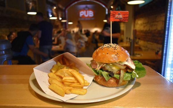 The PUB - Praha 5