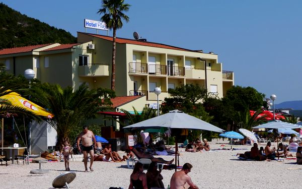 8–10denní Chorvatsko, Klek   Dítě zdarma   Hotel Plaža*** přímo u pláže