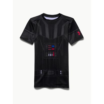 Tričko Under Armour Darth Vader HG SS Černá