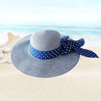 Dámský slaměný klobouk Rich