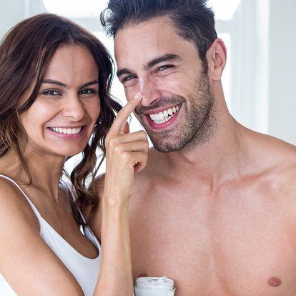 Hodinové kosmetické ošetření pro dámy i pány