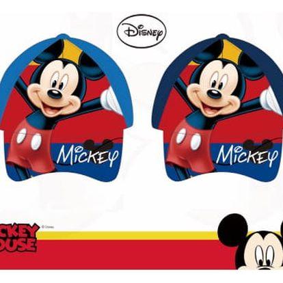 Dětská kšiltovka Mickey Mouse