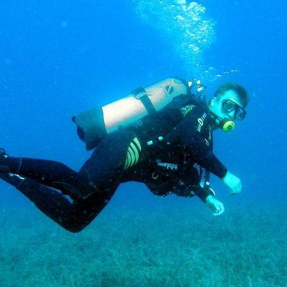 Přístrojové potápění pro začátečníky
