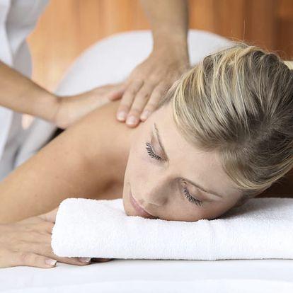 Hodinová masáž dle vlastního výběru nebo 3 + 1 zdarma. Výběr z pěti druhů masáží v Lady Linie.